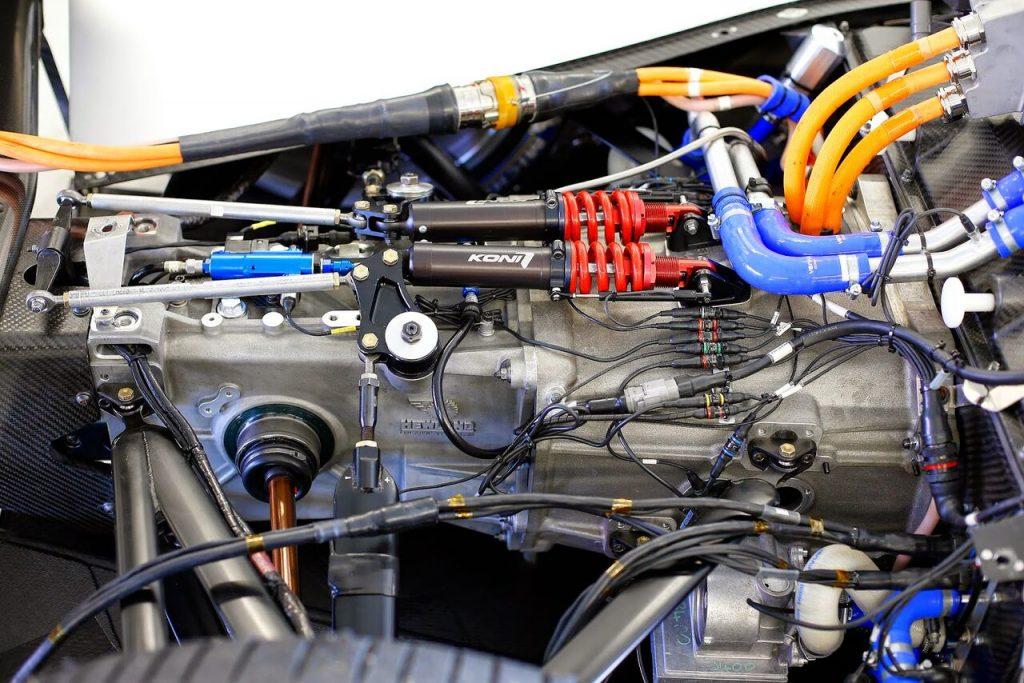 Hewland Formula E Gearbox